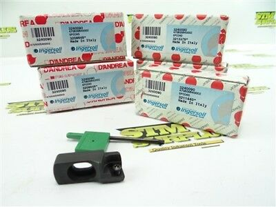New! Lot Of 5 D'andrea Mod Boring Finish Cartridges 470500540002 Made In Italy