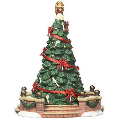 """Dickens Collectible Figurines Village Dickens' Town Tree Accessory, 6.5"""""""