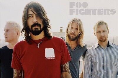 The Foo Fighters Poster  61cmx91cm  New Licensed