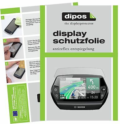 6x Bosch Nyon (E-Bike Display) Schutzfolie matt Displayschutzfolie Folie Display