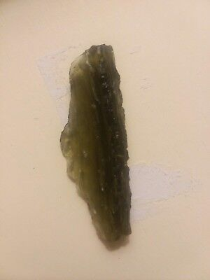 Natural Crystal Moldavite