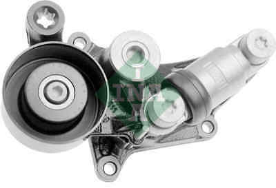 MERCEDES E220 W211 2.1D Aux Belt Tensioner 02 to 03 OM646.961 Drive V-Ribbed INA