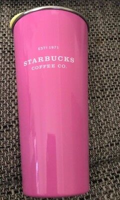 Heritage-Becher Hot Pink, 473 ml/16 fl oz  Starbucks Thermobecher To Go