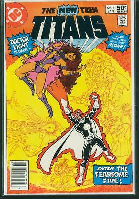 The New Teen Titans #3 VF/NM
