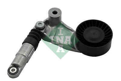 Aux Belt Tensioner fits SUBARU IMPREZA 2.0D 2009 on EE20Z Drive V-Ribbed INA New