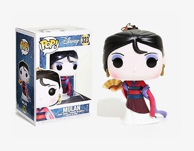 Funko Pop Disney: Mulan (Gown) Vinyl Figure Item #21194