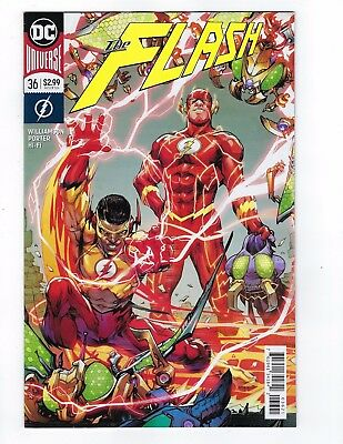 Flash # 36 Variant Cover NM DC