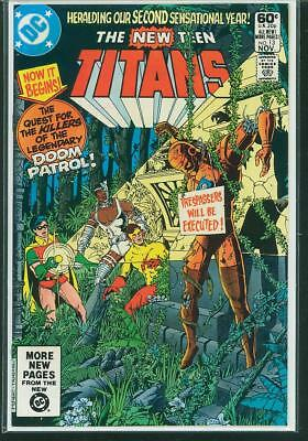 The New Teen Titans #13 VF/NM