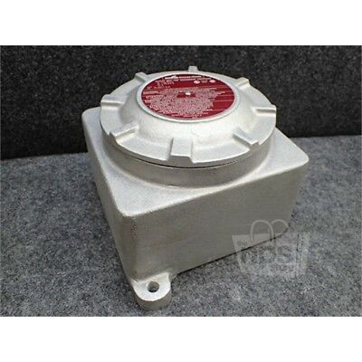 Crouse-Hinds GUB01 SA Aluminum Outlet Box, Explosion Proof, 6.5in