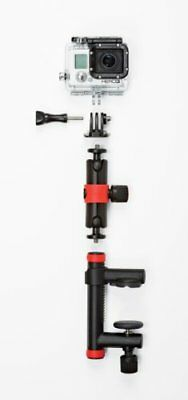 JOBY Action Clamp & Locking Arm for GoPro or Other Action Video Cameras