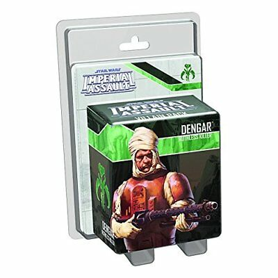 Imperial Assault Dengar Villain Pack