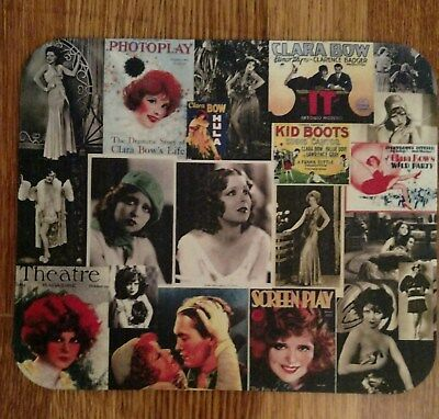 Clara Bow Mousepad New