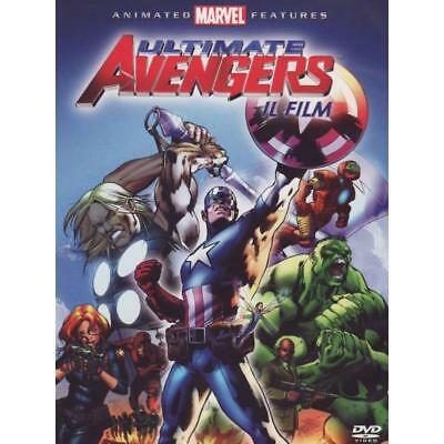 Dvd Ultimate Avengers - Il Film (Dvd+Gadget)