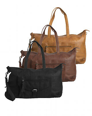 Bag Leder Travel Shopper Pieces Grosse Tasche Leather eW9Yb2EIDH