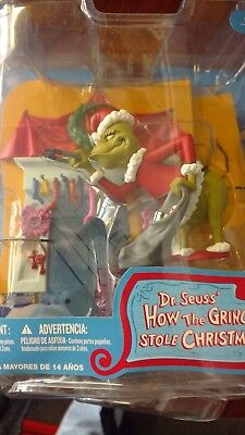 McFarlane Grinch You're a Mean One, Mr. Grinch Figure