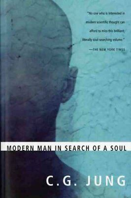 Modern Man in Search of a Soul by C. G. Jung 9780156612067 (Paperback, 1955)
