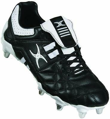 Mens Gilbert  Jink V X1 Rugby Boots In Sizes 6,7,8,9,10,11 And 12 Rrp £60.00