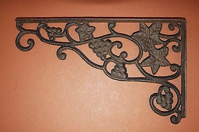 French Bistro Restaurant Decor, Wine Wall Decor, Vintage-look Shelf Bracket,B-42