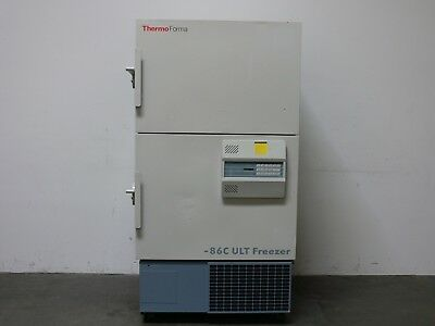 Thermo Forma Scientific 8584  -86 ºC Double Door Laboratory Freezer  -  Tested