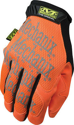Mechanix Wear HI-VIZ ORIGINAL Gloves ORANGE XX-LARGE (12)