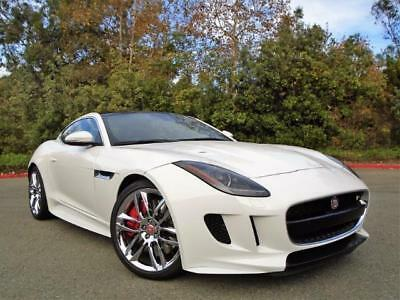 2016 Jaguar Other R 2016 Jaguar F-TYPE R Automatic ** Only 2615 miles** Pristine Condition**