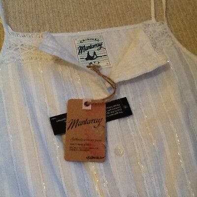 Girl's Mantaray shortie jumpsuit size 11years brand new with tags