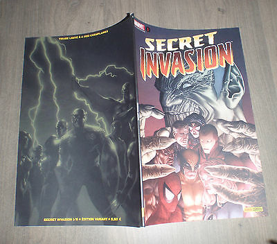 PANINI @ secret invasion  @ Edition variant 1