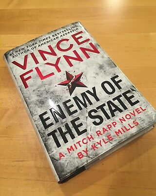 recipe: enemy of the state (a mitch rapp novel) [35]