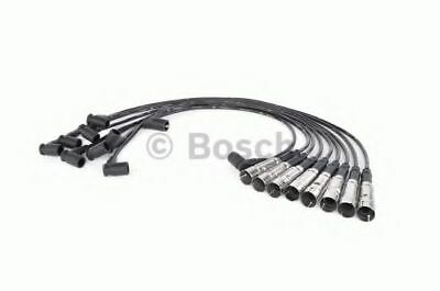 MERCEDES 500 R107 4.9 HT Leads Ignition Cables Set 86 to 89 M117.964 Bosch New