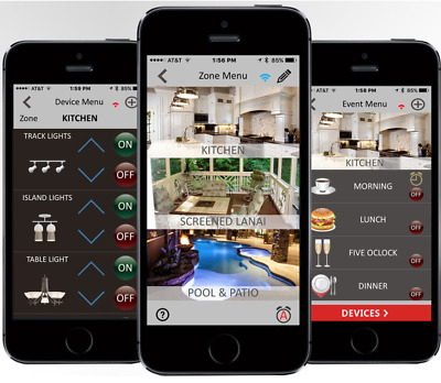 THE ULTIMATE X10 Home Automation Controller and App for