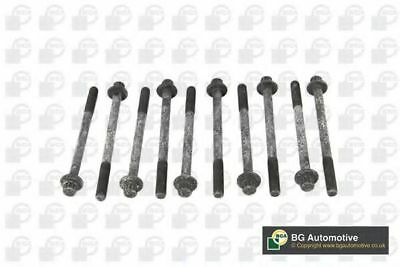 Cylinder Head Bolts fits MAZDA 3 BL 2.2D 09 to 14 BL1 Set Kit BGA R2AA10135x10