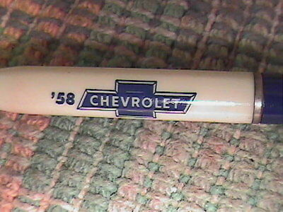 1958 Advertising Central Chevrolet Company Mechanical Pencil !!!
