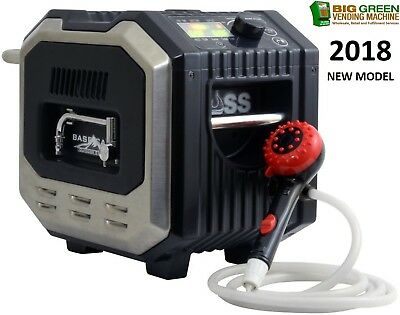 2018 Mr. Heater BOSS-XCW20 Basecamp Battery Operated Shower System - 2 DAY SALE
