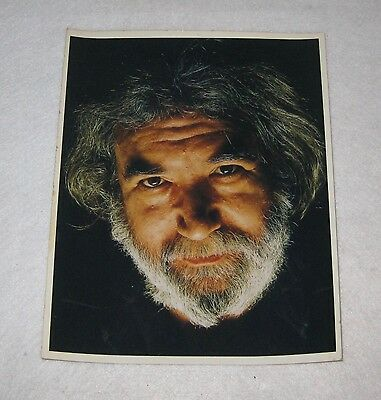 The Grateful Dead - Jerry Garcia - 8x10 Glossy Color Photo Reprint