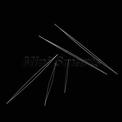 5Pcs Beading Needles 5.8-12.8cm Sewing Embroidery Tool Threading String/Cord Pin