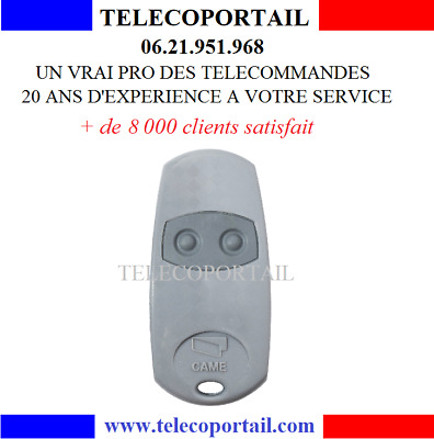 Telecommande Came Top432Ee   Compatible Top432