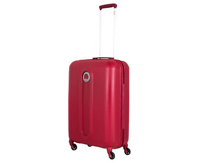 Delsey 67cm Helium Classic 2 4W Trolley Hardcase - Red