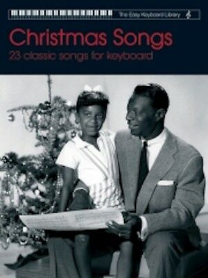 Easy Keyboard Library: Christmas Songs Various 9780571526796