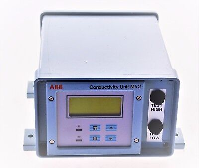 Abb Conductivity Analyser