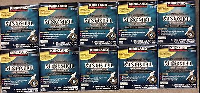 60 Kirkland Minoxidil 5% Mens Hair Loss Regrowth Extra Strength