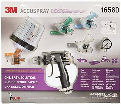 3M 16580 Accuspray ONE Spray Gun System with PPS