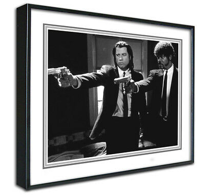 Dorable Pulp Fiction Framed Art Collection - Custom Picture Frame ...