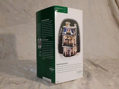 Dept 56 ESTATE SALE!  Dickens Village - Teaman & Crupp China Shop  #58314