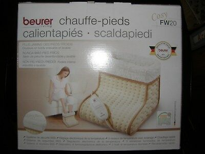 Chauffe pieds BEURER Cosy FW20