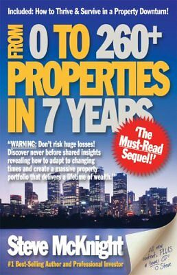 From 0 to 260+ Properties in 7 Years by Steve McKnight 9780731405770