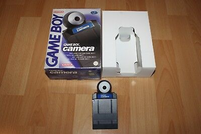 Nintendo Game Boy Camera mit OVP Blau