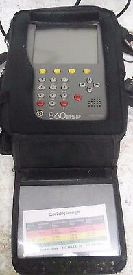 Trilithic 860 Dsp Cable Analyzer (55512-1 Joo) For Parts Only , Needs Repair