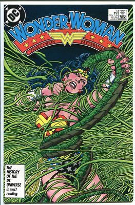Wonder Woman #5 Perez Dc Comics 1987 Vf/nm