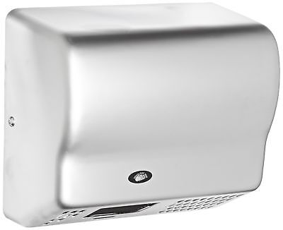 American Dryer Global GX1-C Steel Cover Automatic Hand Dryer 110-120V 150... New