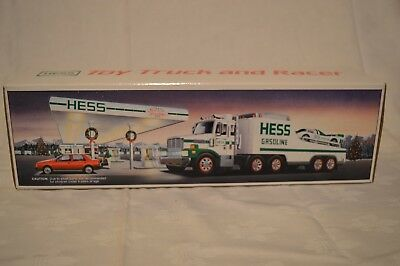 1988 Hess Truck and Racer New In Box
